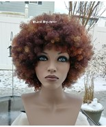 Unisex Super Nice JUMBO AFRO Wig in 3 shades of red!  - $22.99