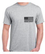 US Army Flag T-Shirt Show your Pride Sizes/Colors Gildan L/XL Free ship ... - $14.99