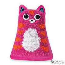 Plush Craft Cuddly Cat Pillow - $21.19