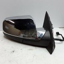 10 11 Chevy Equinox GMC Terrain right passenger heated door mirror Chrom... - $39.59