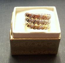 Shrimp Band Ring image 1