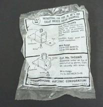 WESTINGHOUSE ELECTRIC 1254C14G02 LUG KIT FOR JB, KB/HKB CIRCUIT BREAKER T250KB