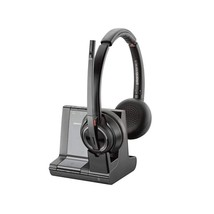 Plantronics 207325-01 Savi 8220 Wireless Dect Headset System 207325-01 - $245.55