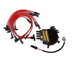 A-Team Performance Complete Optispark Spline Drive Distributor with Spark Plug W