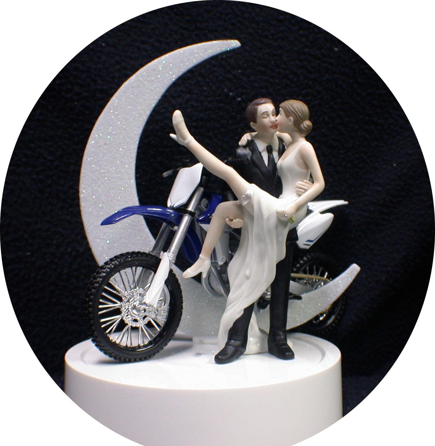 Yamaha Off Road Dirt Bike Motorcycle wedding and 50 similar items
