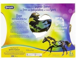 Hope Breyer 2021 Horse of the Year New In Box #62121 image 4