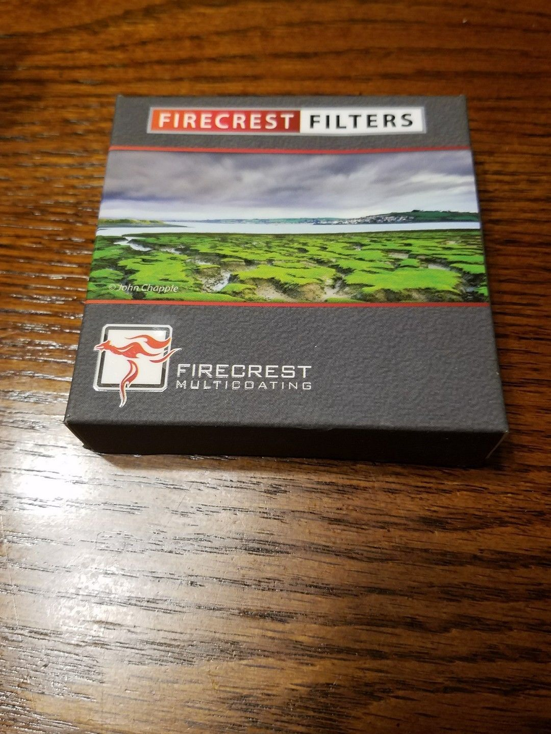 Firecrest ND 52mm Neutral density ND 2.7 (9 Stops) Filter for photo, video,