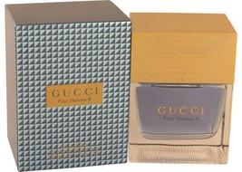 Gucci Pour Homme Ii Cologne 3.3 Oz Eau De Toilette Spray image 2