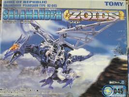 Tomy ZOIDS SALAMANDER PTEROSAUR TYPE RZ-045 plastic model kit - Open, co... - $60.00