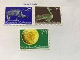 Liechtenstein National museum 1971 mnh stamps  - $1.80