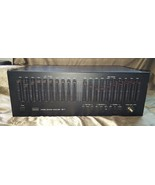 VINTAGE SANSUI STEREO GRAPHIC EQUALIZER SE-7 BLACK shipping to us only b... - $105.00