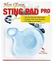Hot Glove Sting Pad Pro Hand Protector Fits Left or Right Hand Multi One... - $10.81