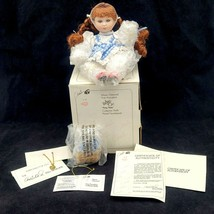 Marie Osmond Wizard Of Oz Tiny Tot Dorothy And Toto Necklace Numbered Nib Coa - $39.88