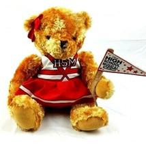 "Disney High School Musical Cheerleader Teddy Bear Stuffed Plush Animal 14""  - $19.93 CAD"