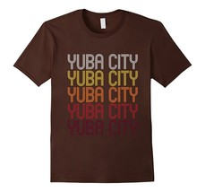 Yuba City, CA | Vintage Style California T-shirt Men - $17.95+