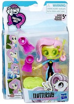 My Little Pony Equestria Girls mini doll Fluttershy Beach Collection 2017 - $10.88