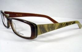 Vera Wang V 044 Brown Women NEW Eyeglasses Frame - $79.19