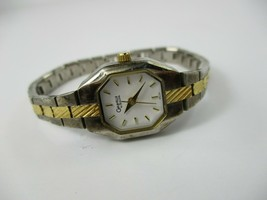 Caravelle by Bulova Women's Watch Stainless Steel Back Octagonal Face - $45.00