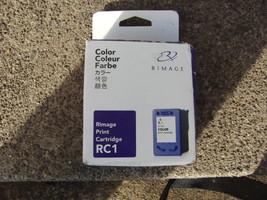 RIMAGE RC1 GENUINE COLOR CARTRIDGE CD/DVD PRINTER sealed box - $64.99