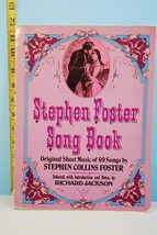 Stephen Foster Songbook 40 Original Sheet Music Songs - Dover Publications - $11.30