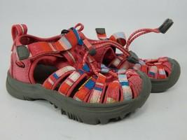 Keen Whisper Taille 8 M (Y) Ue 24 Jeunesse Enfants Tout-Petit Sandales Sport