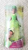 Disney Princess And The Frog Royal Shimmer Tiana Doll New w defect box - $22.27