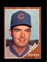 1962 Topps #191 Jim Brewer Vgex (Wax) Cubs *XR22065 - $1.50