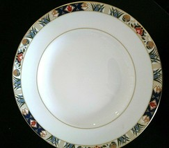 "Royal Crown DERBY RUTLAND Salad Dessert Plates 8 1/2"" THREE Pristine Con... - $32.67"