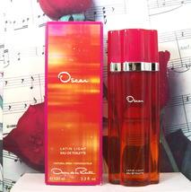 Oscar Latin Light By Oscar De La Renta EDT Spray 3.3 FL. OZ. - $129.99