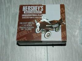 HERSHEY'S MINIATURE PEDAL PLANE 1:18 SCALE - $7.92