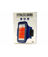 new GEMS Fitness Band Universal Fitness Exercise Armband (Blue) - $6.56