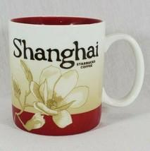 2008 Starbucks City Coffee Mug Cup Shanghai Collector Series (ah) - $24.70