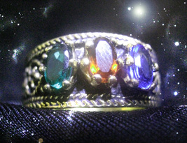 HAUNTED RING MASTER WITCH NEVER LET ANYONE TAKE FROM YOU AGAIN OOAK MAGICK  - $7,997.77