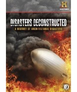 Disasters Deconstructed: A History of Architectural Disasters (6-disc DVD set) - $40.00