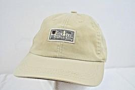 Coyote Springs Golf Club Baseball Cap Tan Adjustable Strap - $21.99