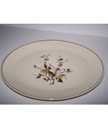"""13"""" Oval Platter in the Wild Cherry Pattern by Royal Doulton - $20.00"""