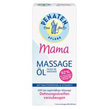 Penaten Mama Non-greasy MASSAGE Oil-Stretch marks prevention-200ml-FREE ... - $18.80