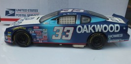 Joe Nemechek #33 1999 Oakwood Homes Chevrolet Monte Carlo NASCAR Diecast... - $20.37