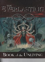 The Everlasting: Book of the Unliving - Visionary Studio - HC 2005 1-887... - $16.65