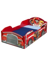 Nick Jr PAW Patrol Fireman Truck Toddler Bed Marshall Chase Rubble Zuma ... - $139.95