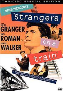 Strangers on a Train (DVD, 2004, Bundle of 2, 2-Discs)