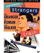 Strangers on a Train (DVD, 2004, Bundle of 2, 2-Discs) - $8.25