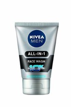 Nivea All in 1 Face Wash -10X Whitening Effect - For Men - 50g - $10.20