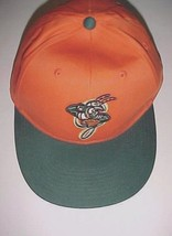 Greensboro Grasshoppers South Atlantic Minor League A Orange Cap One Siz... - $19.79