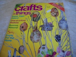 Crafts 'n Things April 1993 Magazine - $3.00