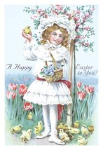 A Happy Easter To You - Art Print - $19.99+