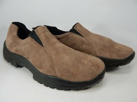 Rugged Exposure Astoria II Sz 9 M (D) EU 42 Men's Slip On Shoes Brown 105213863
