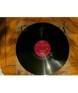 Dinah Shore - 78 rpm single 10 inch - Columbia Records - $9.90