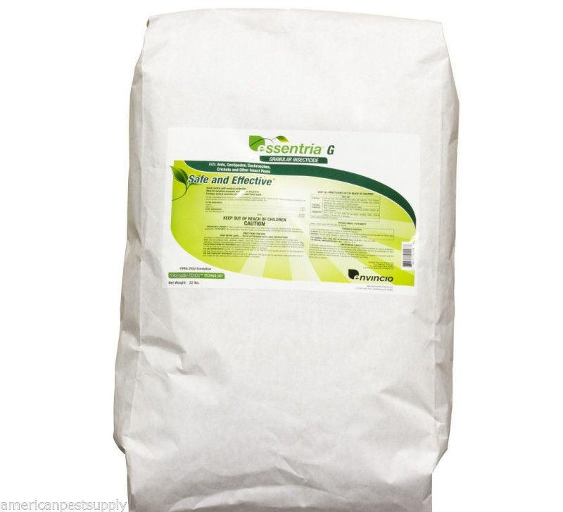 Natural Green Organic Exterior Insect Granules Ants Mites Crickets Roaches Flea