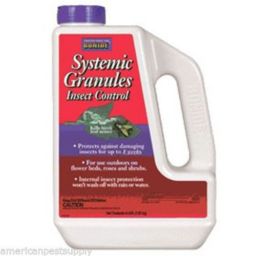 Bonide Systemic Granules 4 Lbs Fungus Gnats Mealybugs Aphids Beetles Whiteflies image 2